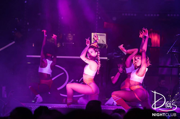 Drai's Has The Best Dancers On The Strip