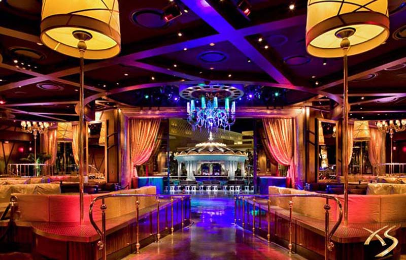 What is bottle service in Las Vegas?