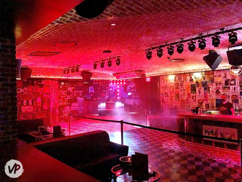 Photo of the dance floor at On The Record