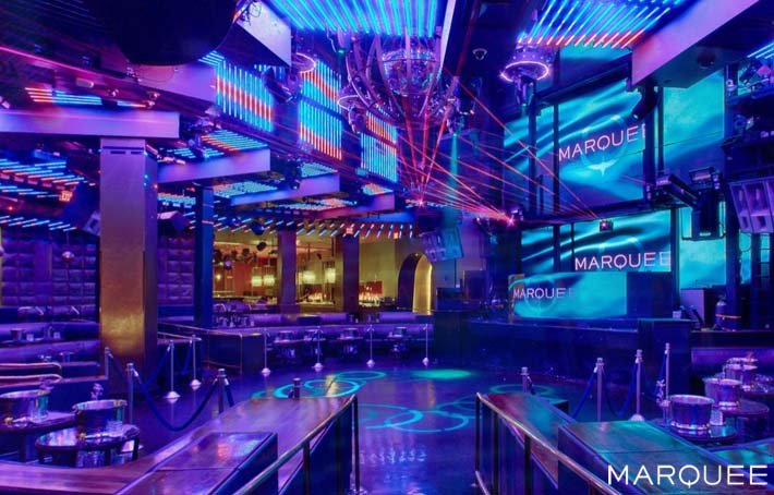 The Main Room At Marquee Las Vegas