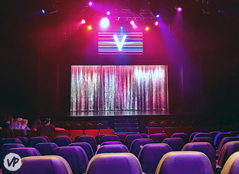 V Ultimate Variety Show Theater Seats